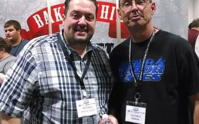Hanging with Phil Busardo & the Vaping Greek