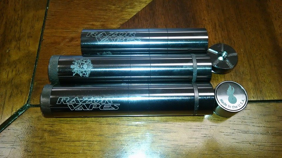 Vape Store Foley/ Gulf Shores: New Razor Vapes Edition Authentic King Mod
